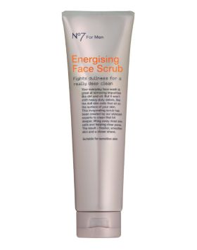 No7 For Men Energising Face Scrub 50ml